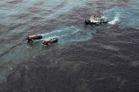 Oil Spill Blackens Thai Island Beaches | Nature Animals humankind | Scoop.it