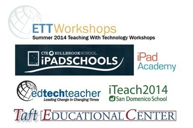 8 iPad Professional Development Opportunities All 1-to-1 Educators Should Consider | Edtech PK-12 | Scoop.it