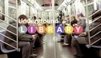 New 'Subway Libraries' Encourages Commuters To Read On-The-Go - DesignTAXI.com | eBooks in Libraries | Scoop.it