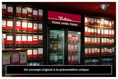 Achat vin bag in box « Le succès du vin en Bag In ... - Picker report | Autour du vin | Scoop.it