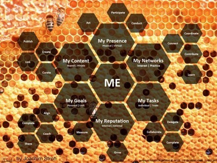 You are not the only bee in the hive | Harold Jarche | elearning innvations | Scoop.it