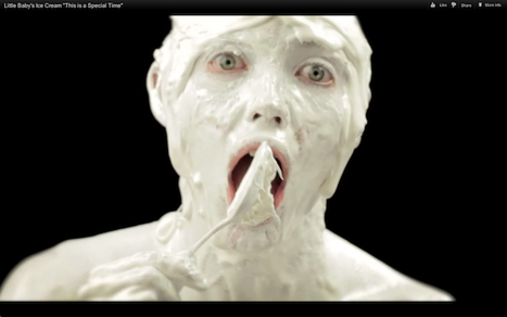 Ice Cream Shop Releases Pair of Creepy Ads You Must See | Prozac Moments | Scoop.it