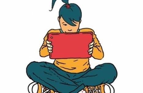 Dix e-books jeunesse à télécharger (gratuitement) pour les vacances | littérature jeunesse | Scoop.it