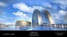 INTERNATIONAL: Katara to Build $1.6B Silver Pearl Hotel for 2022 FIFA World Cup in Qatar   Commercial Property Executive   International Real Estate   Scoop.it