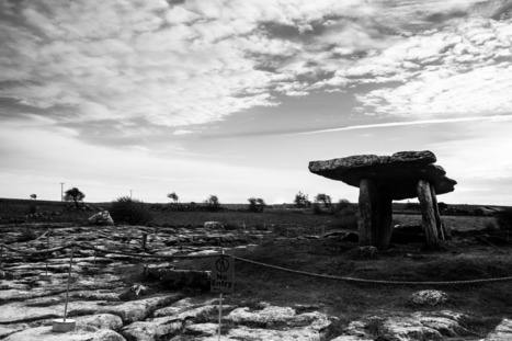 Rule #1. There is no such thing as heroes., ancientart: The NeolithicPoulnabrone dolmen... | Ancient Origins of Science | Scoop.it
