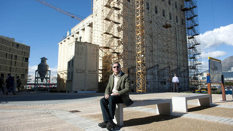 South Africa: A lover of dirty, smelly and unsightly architecture | Grain Elevators | Scoop.it