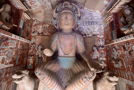 """Cave Temples of Dunhuang: Buddhist Art on China's Silk Road"" opens in L.A. 