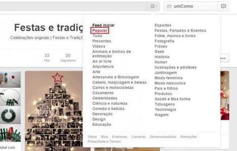 Como conseguir mais seguidores no Pinterest   Linguagem Virtual   Scoop.it