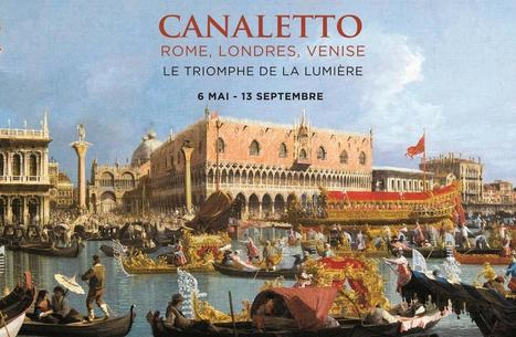 Caumont Centre d'Art, Aix-en-Provence Canaletto. Rome - Londres - Venise, du 6 mai au 13 septembre 2015 | Passage & Marseille | franco-allemand | Scoop.it