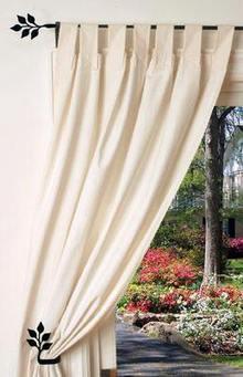 Adding Decorative Curtain Tiebacks to Windows - Curtain-Brackets.com   Window Treatments   Scoop.it