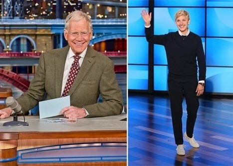 Letterman Revolutionized Late Night. Ellen's the Perfect Replacement to Revolutionize It Again. | Trends, directions, future... | Scoop.it