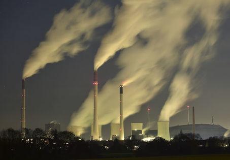 Nouveau record du niveau des gaz à effet de serre en2014   Nouveaux paradigmes   Scoop.it