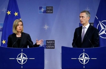 EU, NATO cement 'transatlantic bond' before Trump takes office | Tamil News | Scoop.it