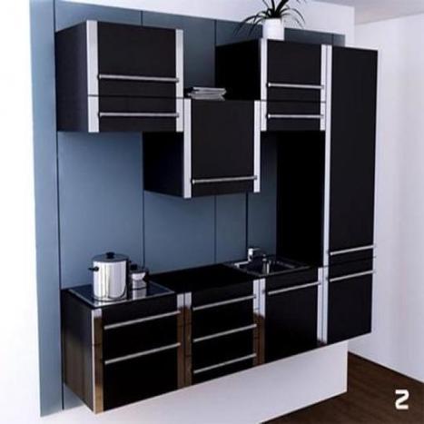 Modern Lift Kitchen Concept by Michel Cornu | Architecture and Design Magazine | Scoop.it