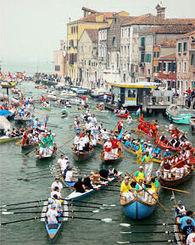 Vogalonga (Roeiwedstrijd Venetië) 2013 | Venice | Scoop.it