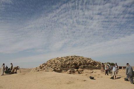 La pyramide à degrés d'Edfou | Égypt-actus | Scoop.it