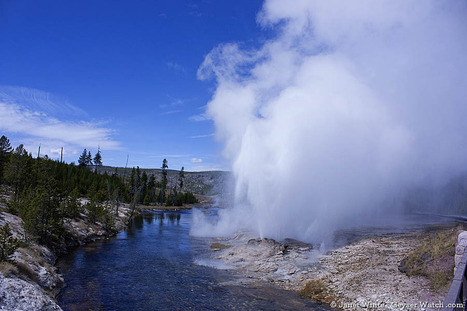 Several dormant Yellowstone geysers are entering new active periods - Yellowstone Gate | Share Some Love Today | Scoop.it