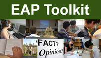 EAP Toolkit - eLanguages.ac.uk   The EAP Practitioner   Scoop.it