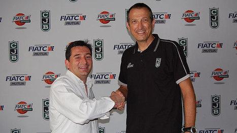 Salva Maldonado, dos años más en la Penya   European Basketball   Scoop.it