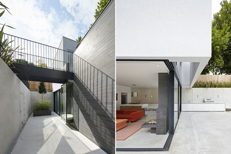 The Garden House, London: A Contemporary Design Solution | sustainable architecture | Scoop.it