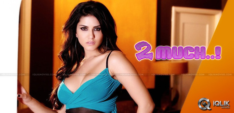 Sunny Leone Charges Too Much For 5mins? | Andhraheadlines | Scoop.it