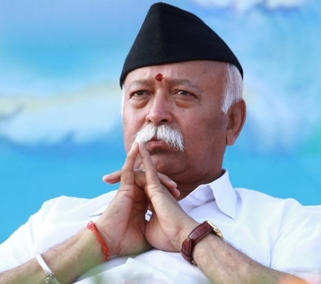 RSS Chief Mohan Bhagwat averted the BJP's crisis - Top Stories - National - News X | NaMo | Scoop.it