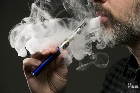 Cigarette électronique: Vaporium dit respecter les recommandation ... - LaPresse.ca | cigarettes-electronique | Scoop.it