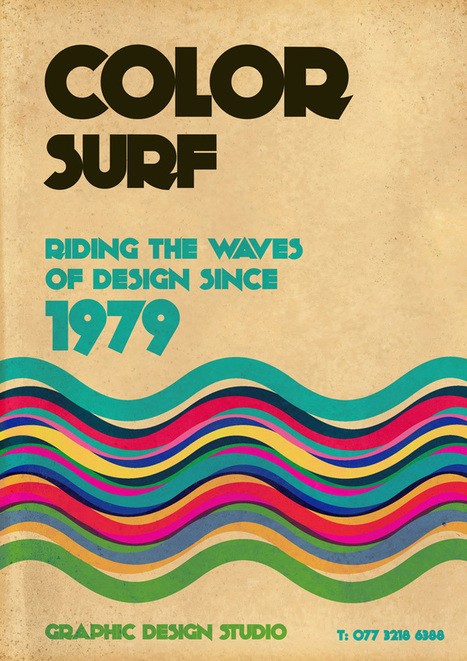 Color Surf Graphic Design Studio Poster Design | Marty McColgan Design Blog | Graphic Design and Web Design Derry | Graphic / Web Design Northern Ireland | Graphic Design | Scoop.it