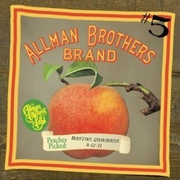 Allman Brothers Band to Release New Archival ... - Guitar Aficionado | The Blues | Scoop.it