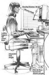 Desk-jobs and how to stay healthy | Health | Scoop.it
