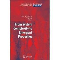 From System Complexity to Emergent Properties (Understanding Complex Systems) | bioinpired computing | Scoop.it