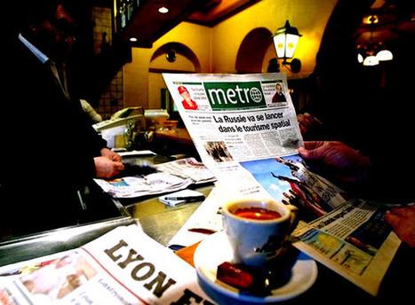 La presse gratuite de l'info fait (re)lire le journal aux moins de 35 ans | EcritureS - WritingZ | Scoop.it