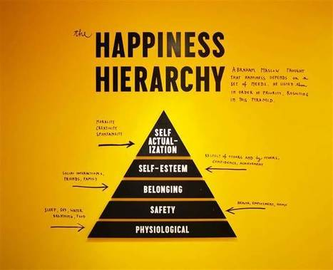 Happiness fueled by relationships, work, something 'larger than self' | Gelukswetenschap | Scoop.it