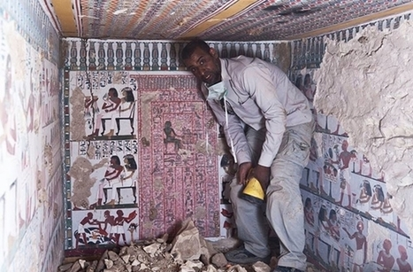#Ancient Tomb Reveals Man Sacrificed for Noblewoman's Burial #archeology | Limitless learning Universe | Scoop.it