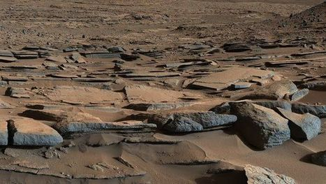 Nasa's Curiosity rover has found that water can exist as a liquid near the Martian surface | Amazing Science | Scoop.it