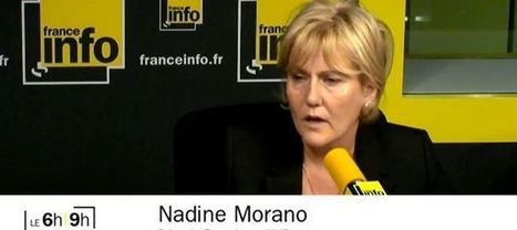 Palestine: les approximations de Nadine Morano   Actualités générales   Scoop.it