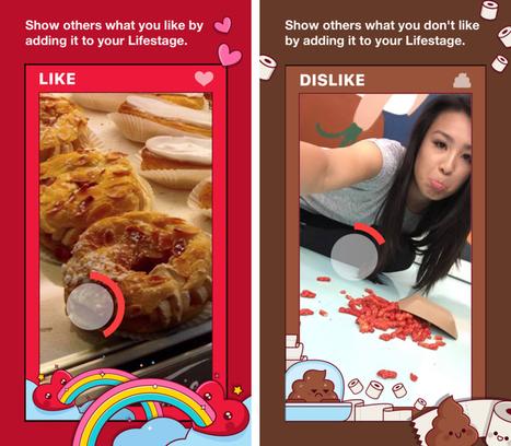 Facebook lance Lifestage, une app 100% vidéo réservée aux étudiants | Community Management Post | Scoop.it