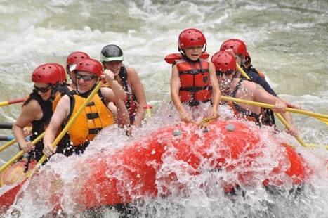 Colorado Rafting Adventures | Colorado Whitewater Rafting Trips - Vail Rafting Adventures | Scoop.it