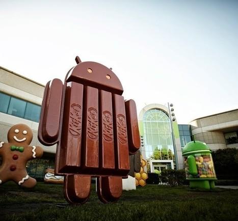 Sony annonce la liste des terminaux qui auront Android 4.4 | Geeks | Scoop.it