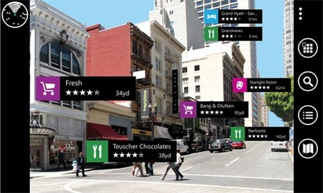 Nokia reveals new City Lens augmented reality app for Windows Phone 8 lineup | Leadership Think Tank | Scoop.it