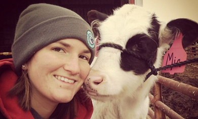Felfies help people understand where their food comes from | Web 2.0 et société | Scoop.it
