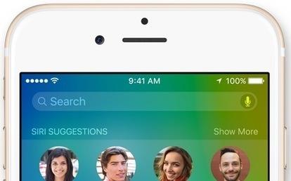 iOS 9: les fonctions incompatibles selon les appareils | Geeks | Scoop.it