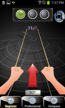 Dowsing v4.7 (paid) apk download | ApkCruze-Free Android Apps,Games Download From Android Market | dowsing | Scoop.it