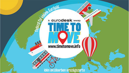 Time to Move: Fedezd fel velünk Európát!   Sulinet Hírmagazin   Táblagépek az oktatásban   Scoop.it