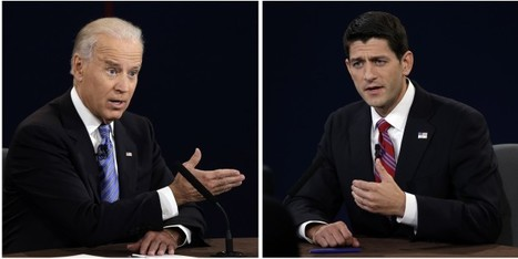 I Watched the Vice Presidential Debate With Sound Off. Here's What I Saw. | Synaptic Stimuli | Scoop.it