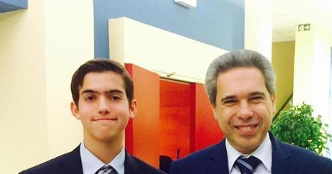 Νέα διάκριση για τα Εκπαιδευτήρια Δούκα: Πάει για μετάλλιο σε διεθνή διαγωνισμό Έκθεσης | School News - Σχολικά Νέα | Scoop.it