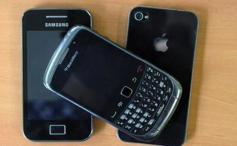 Smartphone et vie privée: 10 conseils pour protéger vos données | Données transmisent sur les réseaux mobiles | Scoop.it