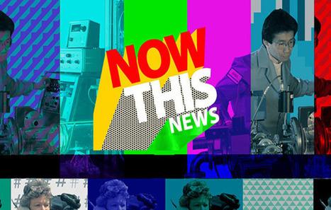 Influencia - Media - NowThisNews : le journalisme pour les réseaux sociaux | google+ | Scoop.it