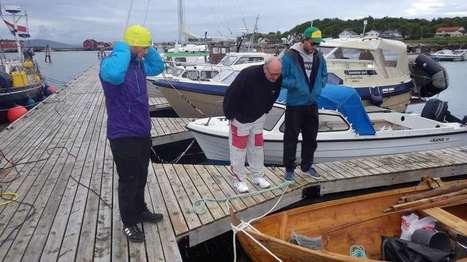 Ikke frelst - havnet på Uthaug -Fosna-Folket - Fosna Folket   Kystkultur i Norden   Scoop.it