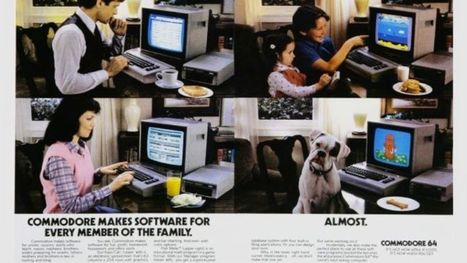 Hilarious and Awesome Computer Ads from the Golden Age of PCs | The 21st Century | Scoop.it